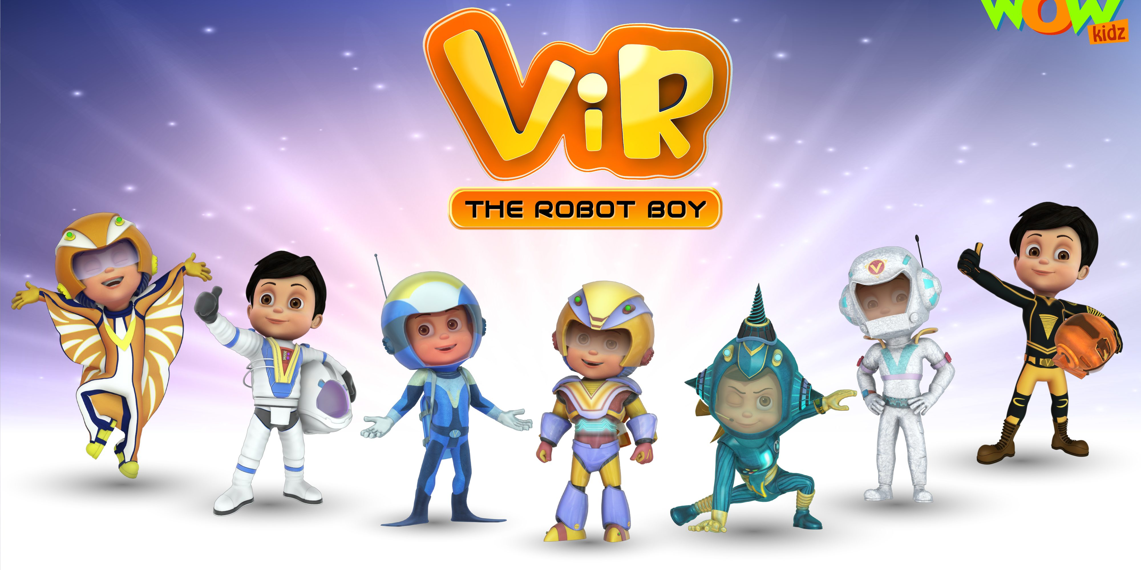 Download Sketsa Gambar Vir The Robot Boy Sketsa Gambar